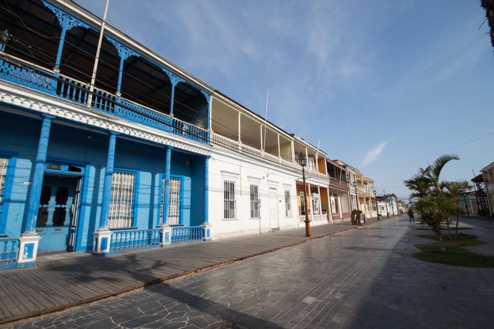 Calle Baquedano