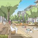 Espacio urbano peatonal densificado y con mixtura de usos 2