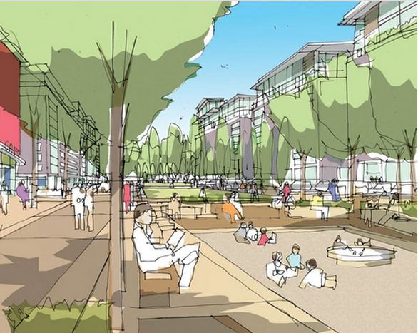 Patrimonio espacio p blico y sustentabilidad urbana for Mobiliario espacio publico