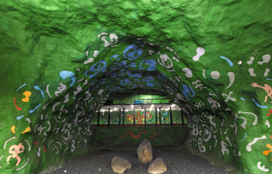 """""""La Caverna de los Sueños"""", de © Alexander Dragunov"""