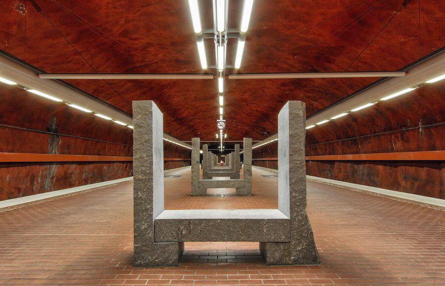 Estación Skarpnäck