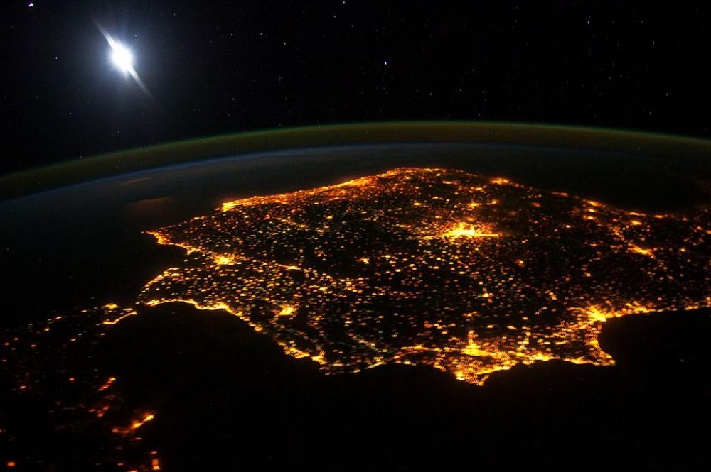 7 España y Portugal, Península Ibérica