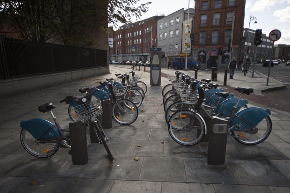 Dublín, Irlanda. © infomatique, vía Flickr.