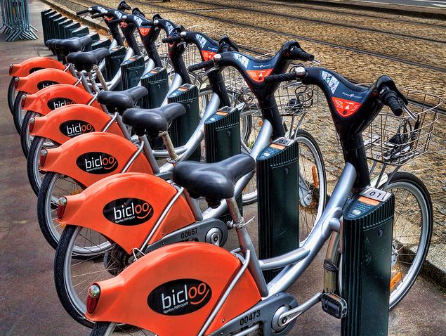Nantes, Francia. © Andy Mac 2010, vía Flickr.