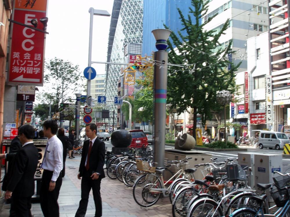 Nagoya, Japón. © Mike Raybourne, vía Flickr.
