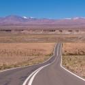 Camino a Caspana
