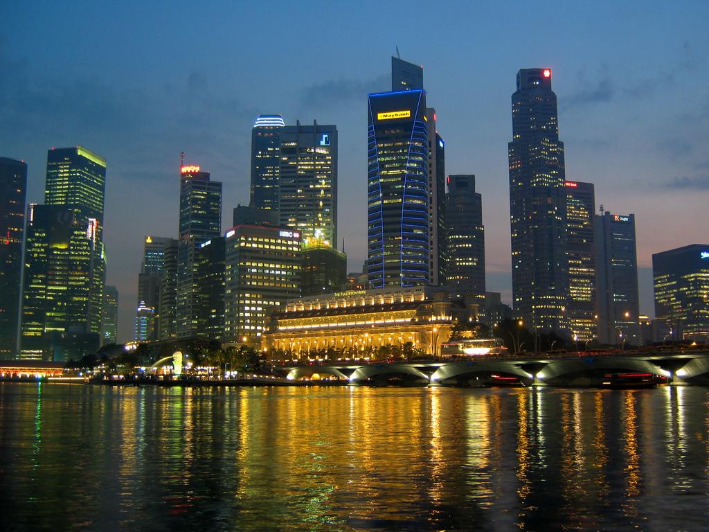 6 Ciudad De Singapur Singapur Yeowatzup Plataforma Urbana