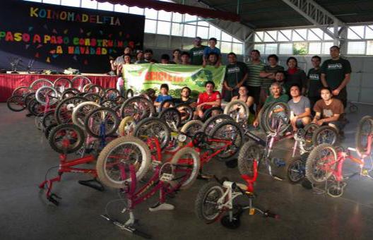 Equipo Recicleta. Fuente imagen: velo-city2013.com