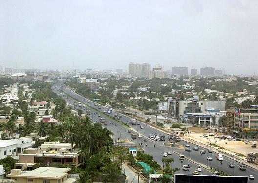 © Muhammad ameen, vía Wikimedia Commons