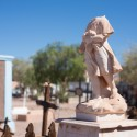 Cementerio estatua