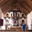 Altar de la Iglesia San Pedro de Atacama