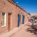 San Pedro calle turistas
