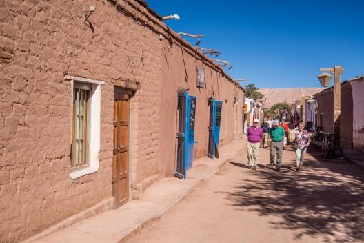 Guía Urbana De Chile Pueblo De San Pedro De Atacama Plataforma Urbana