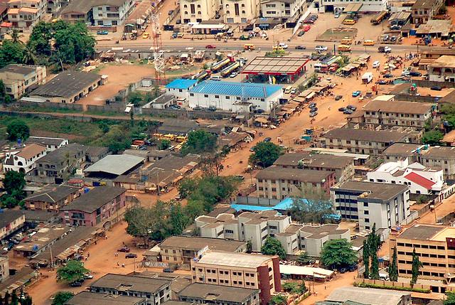 Lagos Nigeria. © airpanther, vía Flickr.