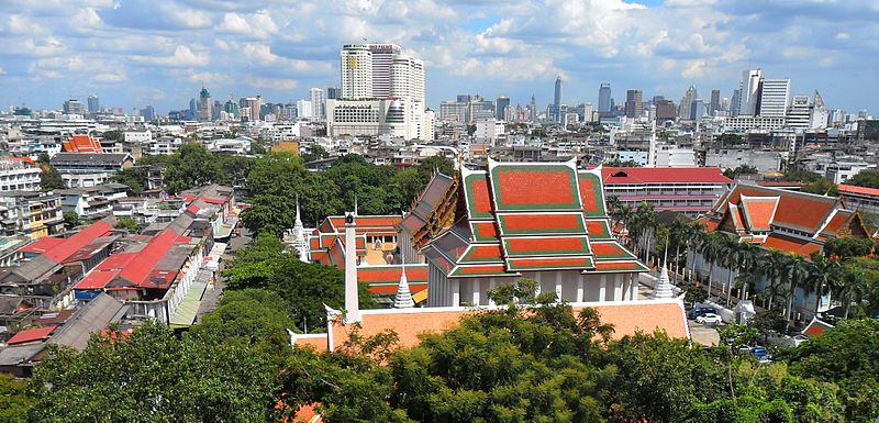 Bangkok, Tailandia. © Milei.vencel, vía Flickr.