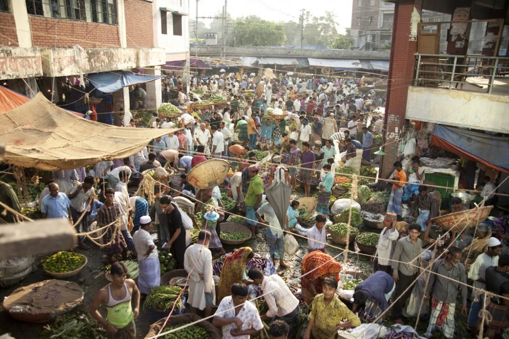 Daca, Bangladesh. © IFPRI-IMAGES