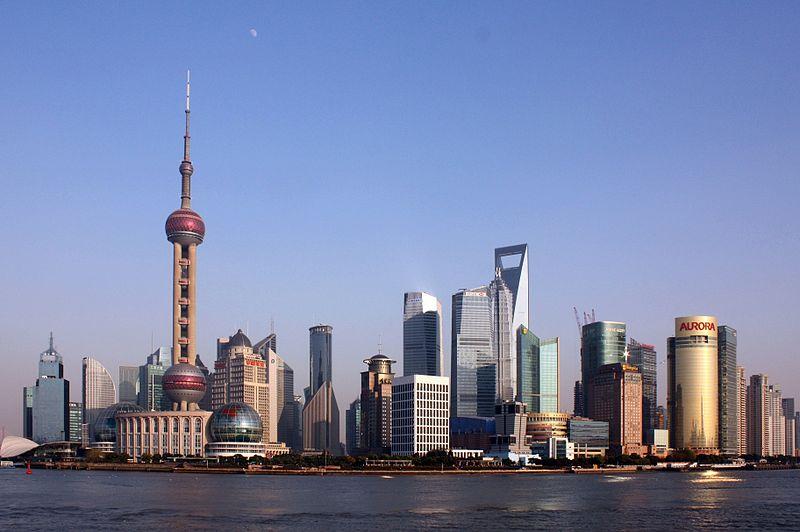 Shangai, China. © J. Patrick Fischer, vía Wikimedia Commons
