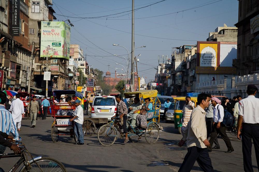 Delhi, India. © rachel in wonderland, vía Flickr.