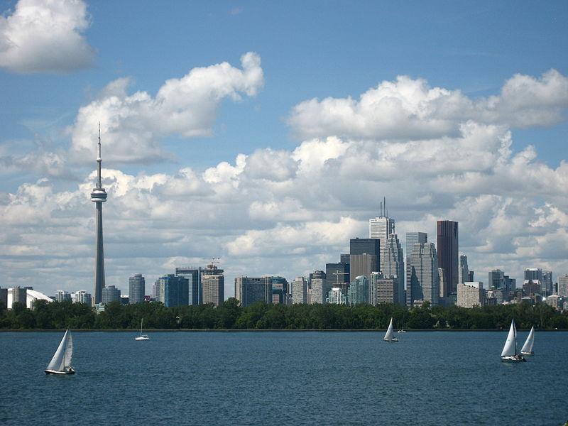 Toronto, Canadá. © Derek Tsang, vía Flickr.