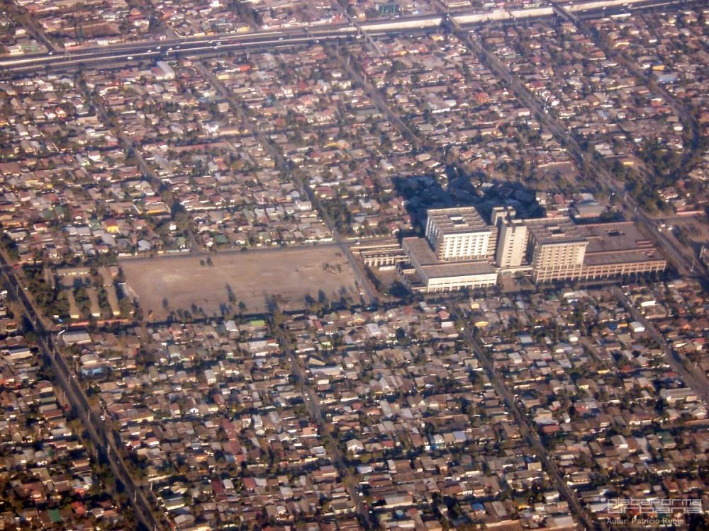 Fotos Aéreas Santiago
