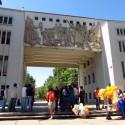 Barrio Universitario de Concepción. Vía Sendero Cultural de Concepción.
