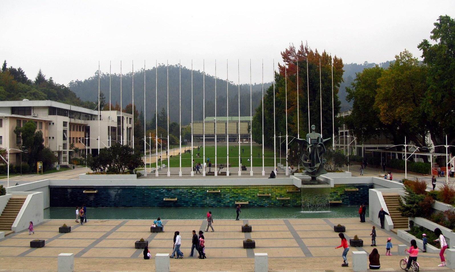 Los senderos urbanos que recorren la historia y el patrimonio de Concepción, Plataforma Urbana