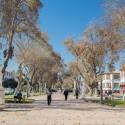 Avenida Francisco de Aguirre.