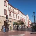 Calles del Centro Histórico de La Serena.