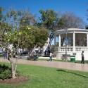 Plaza de Armas y pérgola
