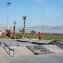 Skate Park en Peñuelas.