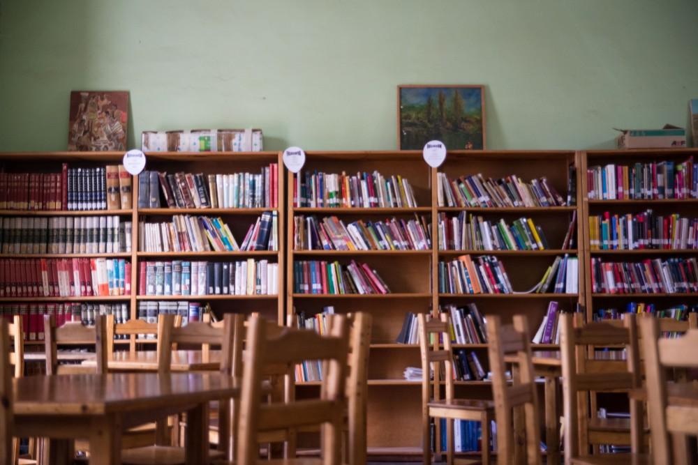 Biblioteca Pública de Vicuña.