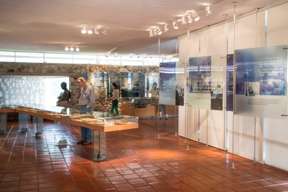 Museo Gabriela Mistral 1