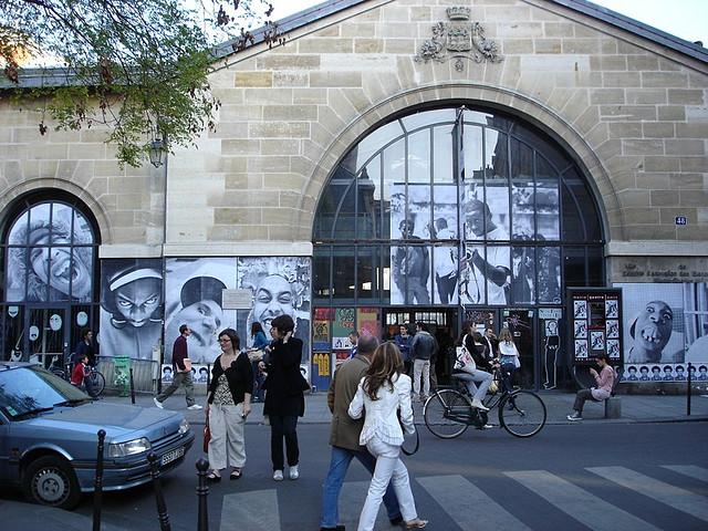 """""""Retrato de una Generación"""" en París. © cicilief, vía Flickr."""