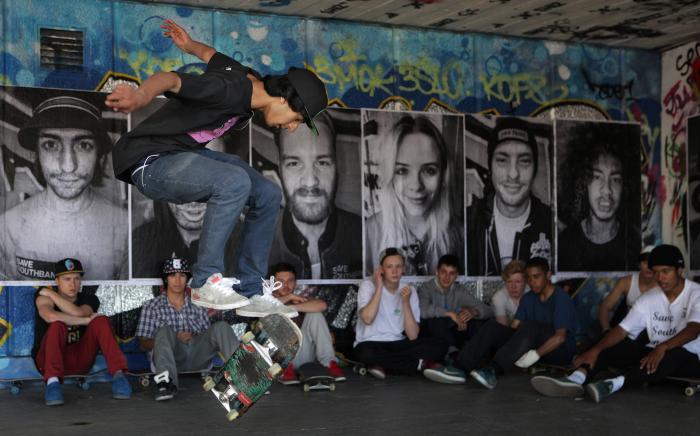 Southbank Centre en Londres. Fuente imagen: insideoutproject.net