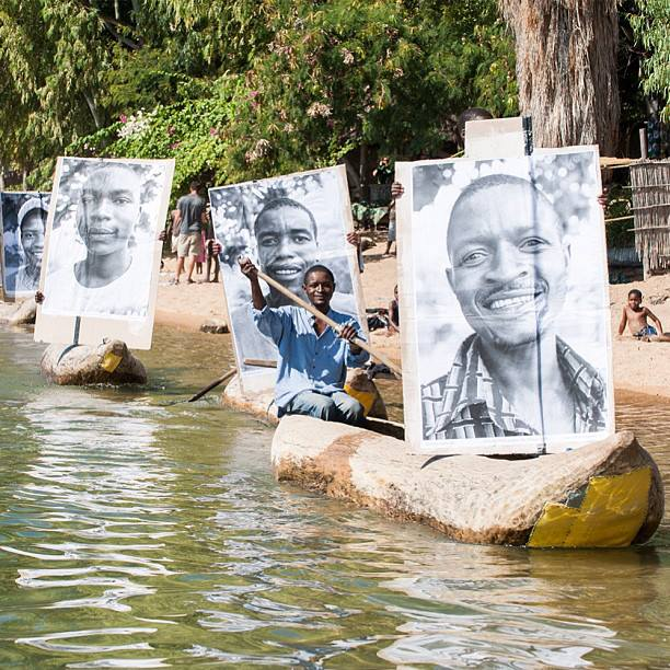"""Malawi. Vía Facebook """"Inside Out Project""""."""