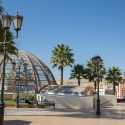 Plaza Gabriela Mistral y Domo