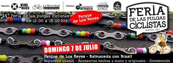 Feria de las Pulgas Ciclistas 7 de julio