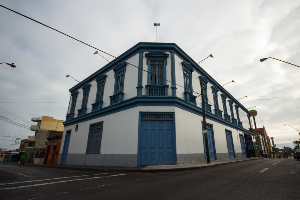 Casa Yanulaque.