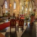 Interior de la Catedral San Marcos .