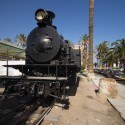 Locomotora Arica-La Paz.