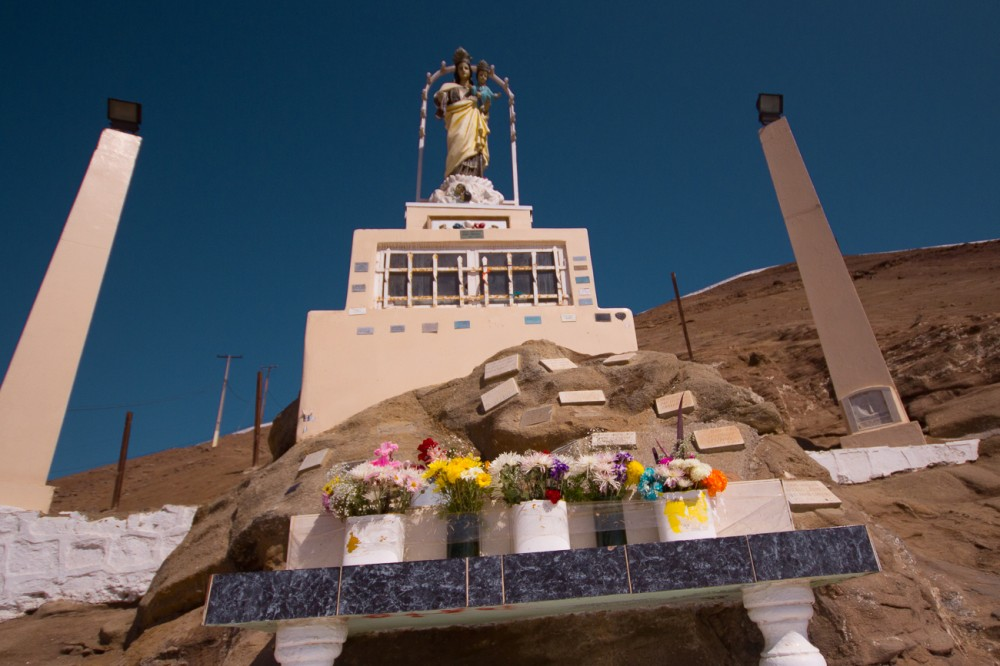 Mirador de la Virgen.
