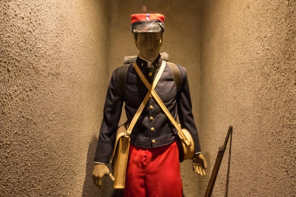Museo Histórico y de Armas de Arica.