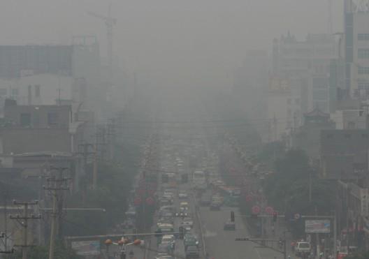 Linfen China  city photos gallery : Linfen, China. La ciudad más contaminada de planeta.
