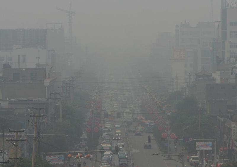 Linfen, China. La ciudad más contaminada de planeta.