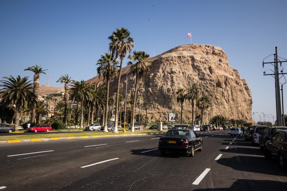 Avenida San Martín