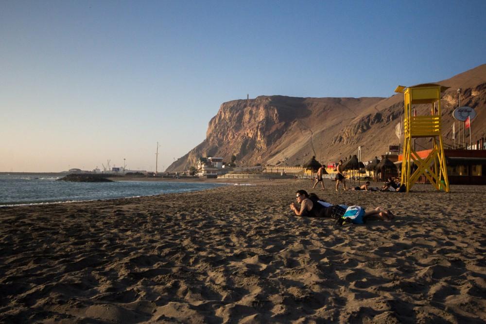 Playa El Laucho 2