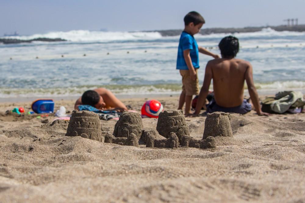 Playa La Lisera, Arica. © Armando Torrealba para Plataforma Urbana.