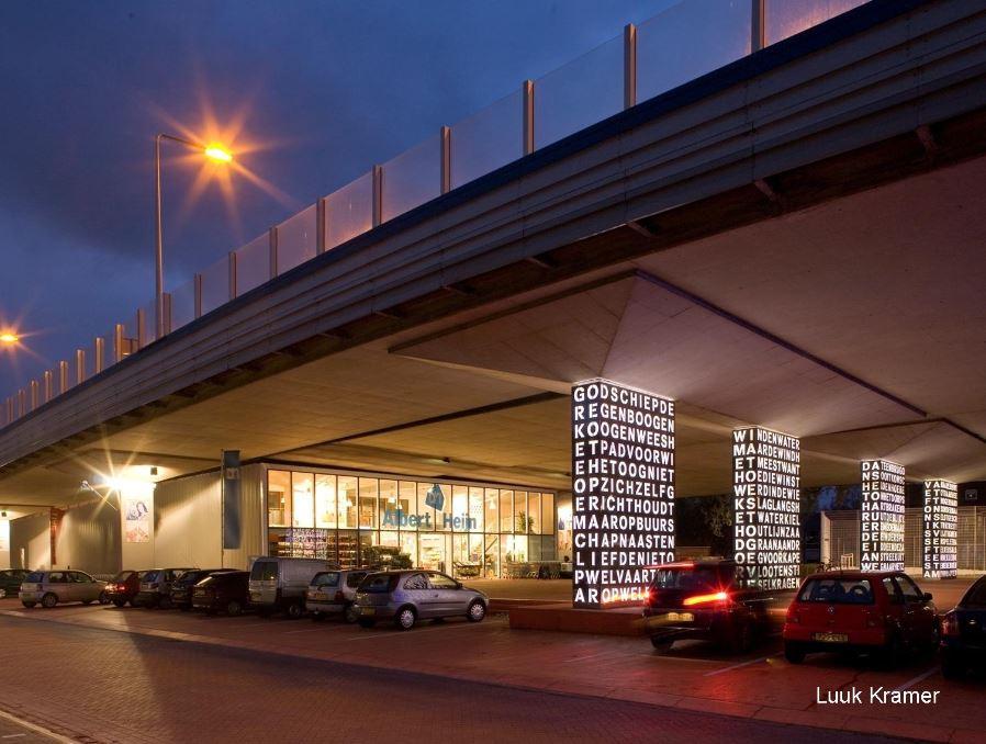 © Luuk Kramer. Fuente: nlarchitects.nl