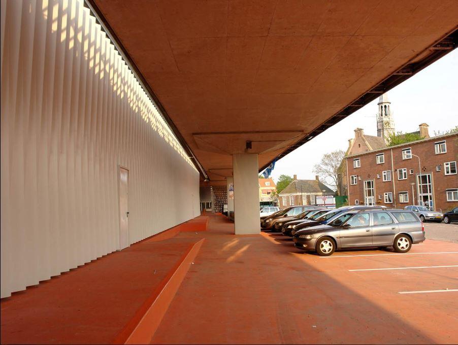 © Jeroen Musch. Fuente: nlarchitects.nl