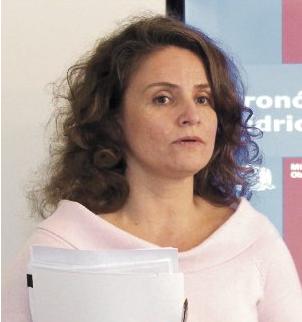 Mariana Concha, Directora Gral OO.PP.